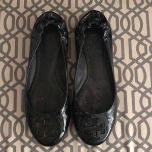 Tory Burch black size 6 ballet flats